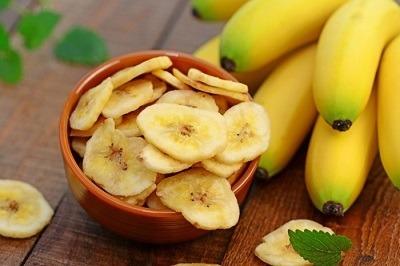 vitaminas y beneficios del banano